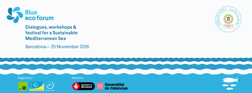 Join The Blue Eco Forum to understand the sustainable challenges of the Mediterranean sea